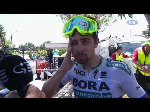 Sagan interview Take 2 | Bupa Stage 4 | Santos Tour Down Under