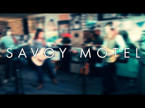 "Savoy Motel - ""Western Version Boogie"" (Live on Radio K)"
