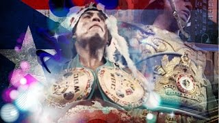 MACHO TIME: The Life, Career And Death Of Hector Camacho