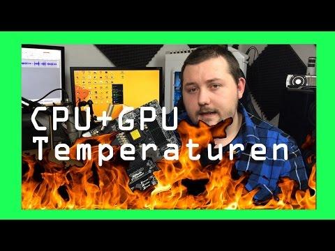 Wie Heiß Darf Meine CPU Und Grafikkarte Werden?