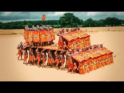 Most AMAZING Facts About The Roman Military!
