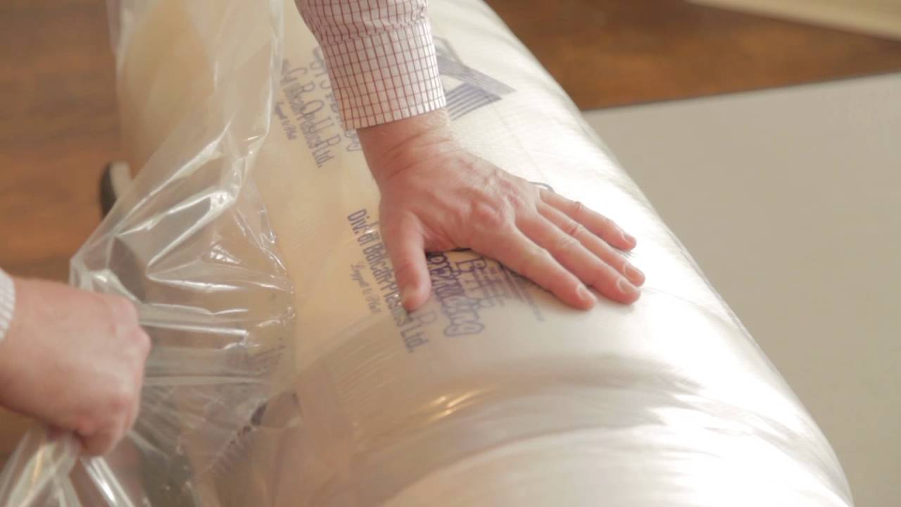Dormeo Octaspring Matras : Dormeo mattress topper unbox and unpack process youtube