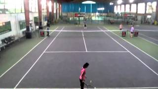Aya Tennis Game part 6