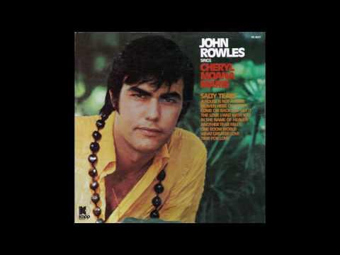 """John Rowles – """"Another Tear Falls"""" (Kapp) 1970"""