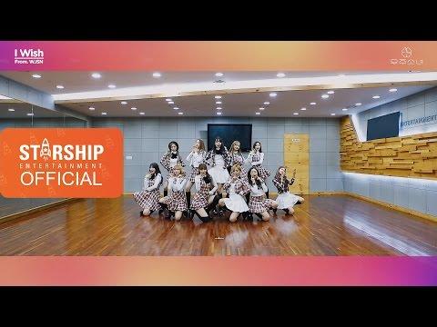 Cover Lagu Dance Practice 우주소녀wjsn _ 너에게 닿기를 I Wish