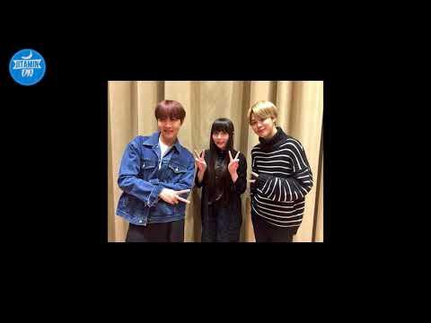 [JITAMIN VN][Vietsub] 180213 ミュージックライン  Music Line (Japan Radio) _ J-Hope, Jimin