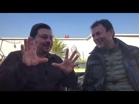 Entevista de Antonio Martínez; en su programa nuevo mundo a Xavi Garcia