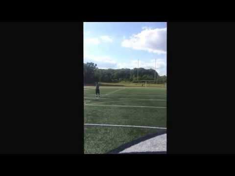 Francisco Perez Whitnall High School 50 & 55 yard field goal. 7/23/16