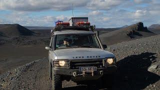 Island 4x4 Straßen 2016 Dokumentation - Drohne