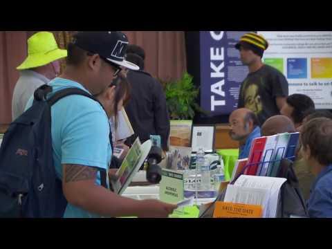 Honolulu CC holds health and wellness fair