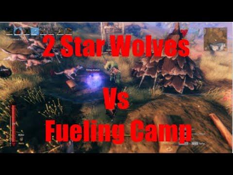 TWENTY 2 STAR WOLVES VS FUELING CAMP |
