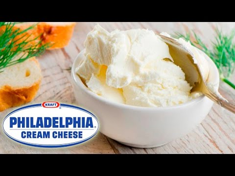 Philadelphia Homemade CREAM CHEESE Recipe ♥ The Same Flavor ♥ Only 3 Ingredients ♥ Tasty Cooking