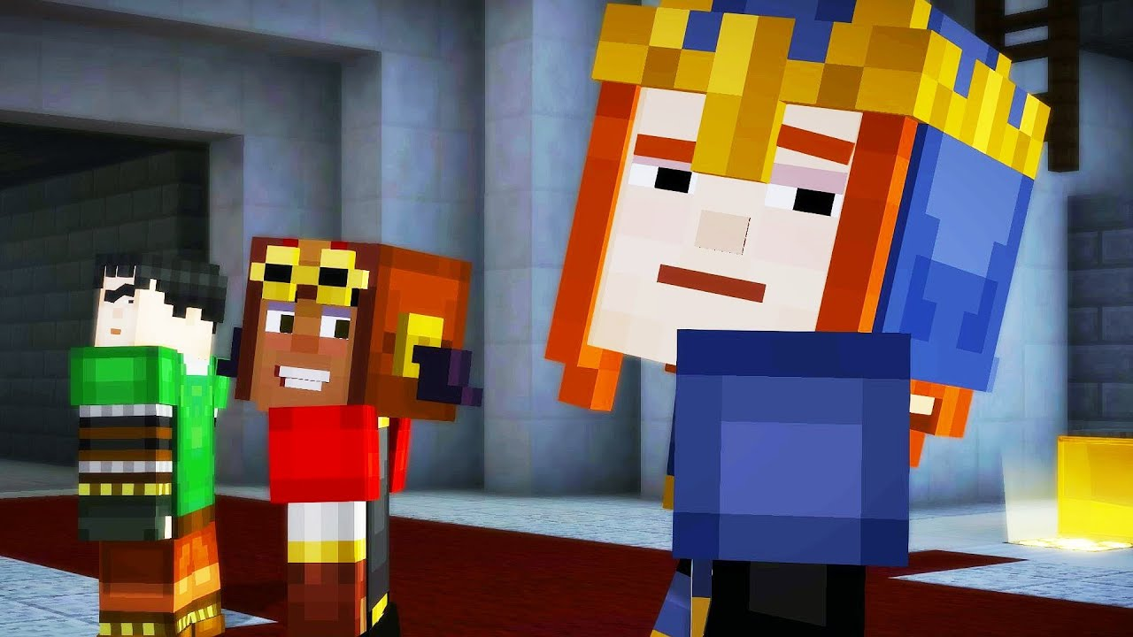 Download Minecraft: Story Mode Walkthrough - Ending - Episode 8: A Journey's End? - Chapter 6