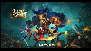 Stickman Legends Shadow Of War Fighting Games DB 2021 Video screenshot 3