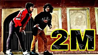 Dupatta tera nau rang da song dance cover by sunder and vijay  (last kings)