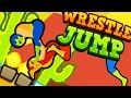 WRESTLE JUMP - FUNNY ONE BUTTON GAME!
