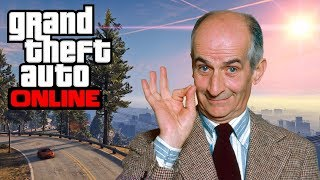 RAGEUX GTA VS LOUIS DE FUNES