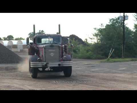 Autocar 8v71 318 Detroit Diesel