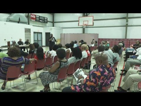 Community Forum Works To End Gun Violence