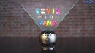 Обзор Ezviz Mini Pano в 4к