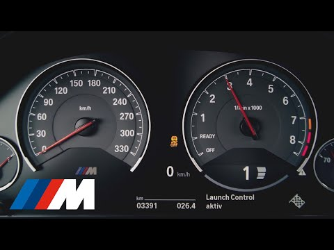 How to use Launch Control - by BMW-M.com.