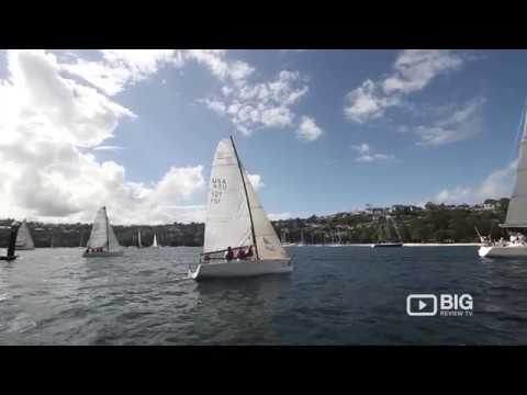 Middle Harbour Yacht Club in Mosman: Cruising, Boat Racing and Sailing Training