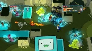 Adventure Time: Explore the Dungeon Because I DONT KNOW! - BMO Trailer