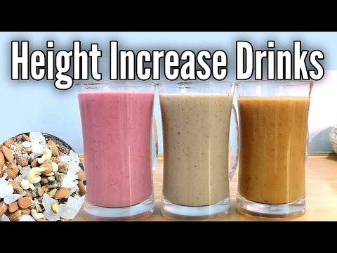 Height Increase Drinks, Sharp Eyesight & Increase Brain Power with these Powerful Drinks Urdu Hindi
