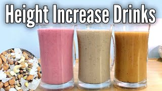 Height Increase Drinks, Sharp Eyesight &amp Increase Brain Power with these Powerful Drinks Urdu Hindi