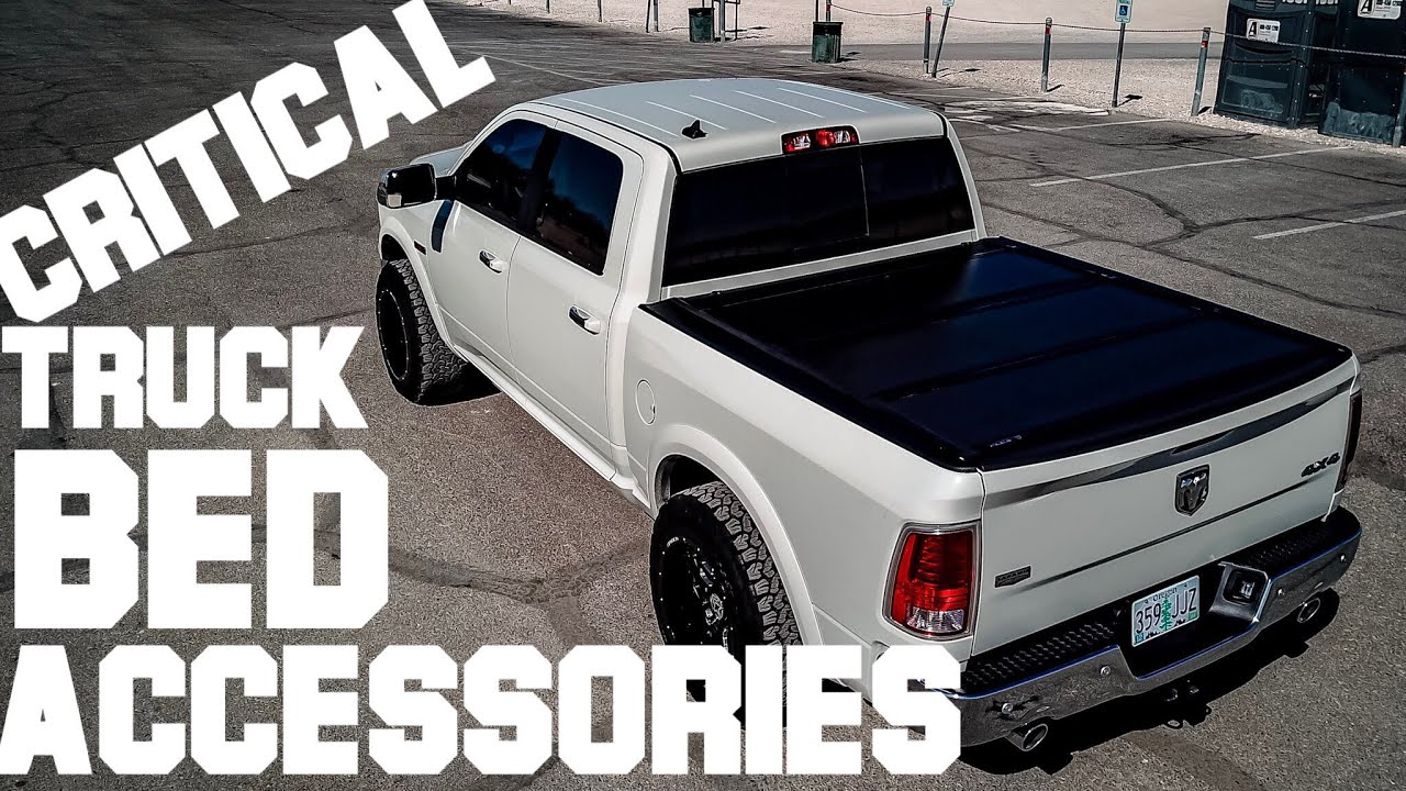 Truck Bed Accessories >> The 3 Truck Bed Accessories You Need Bedrug Undercover Ultra Flex Ram Ecodiesel