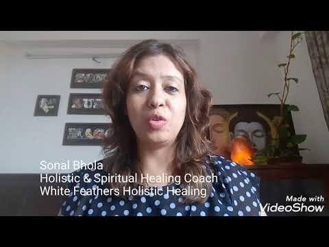 Sonal Bhola - Weekly Chakra Balancing Series @ White Feathers Holistic Healing