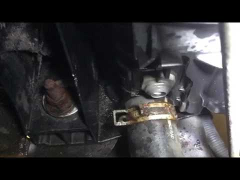 Ford Explorer Exhaust Leak >> 07 F150 Transmission coolant line disconnect | Doovi