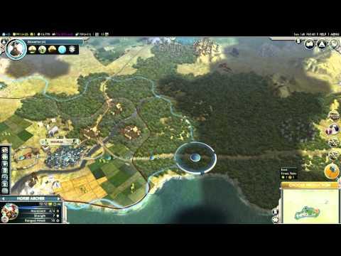 Civilization V Gods & Kings Day 6