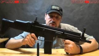 Обзор винтовки SCAR-L Dboys, внешний осмотр и тестовые испытания от...
