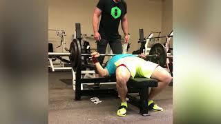 Powerlifting Training Summary | 6/23/18
