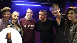 Only The Young play Innuendo Bingo