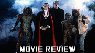 Monster Squad Movie Review - (4 Reel Movie Club #2.1)