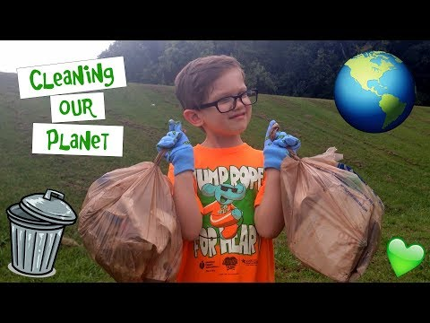 Cleaning Our Planet