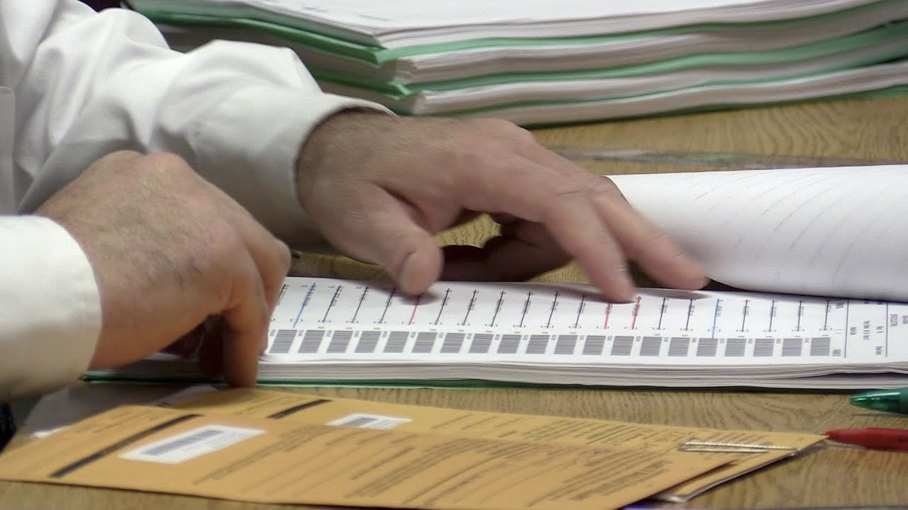 Post- Election Ballot Count in Marlborough