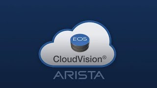 Arista CloudVision