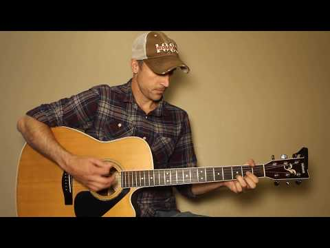 Heaven - Kane Brown - Guitar Lesson | Tutorial