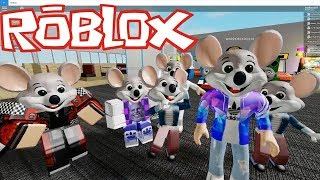Let's Play Roblox Chuck E Cheese Squad Where you at!?