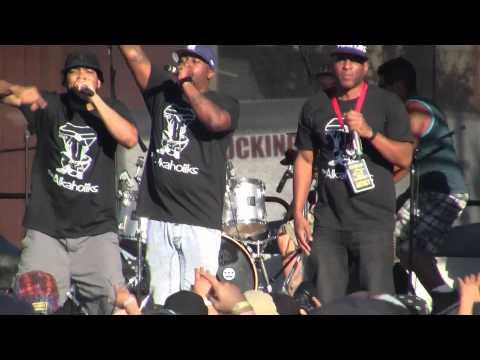 Tha Alkaholiks - Daaam (Live at Hiero Day 2015)