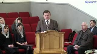 Когда у нас нет то у Бога есть – Николай Каленик, проповедь, Карьерная 44