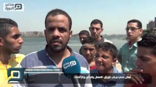 بالفيديو| أهالي الوراق: إهمال الحكومة وجشع صاحب المركب قتلوا ولادنا