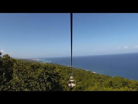 Gondola Mystic Mountain Jamaica