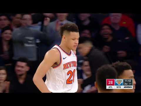 Atlanta Hawks vs New York Knicks | December 21, 2018