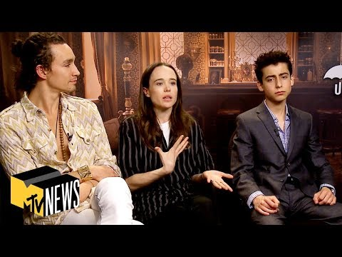 'The Umbrella Academy' Cast on Their Characters & the Meaning of the Series | MTV News