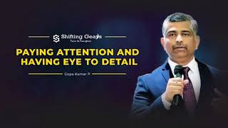 Paying Attention | Shifting Gears video on You Talk | Gopa Kumar P |  You Talk Media
