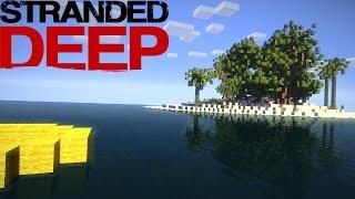 Stranded Deep в Майнкрафте
